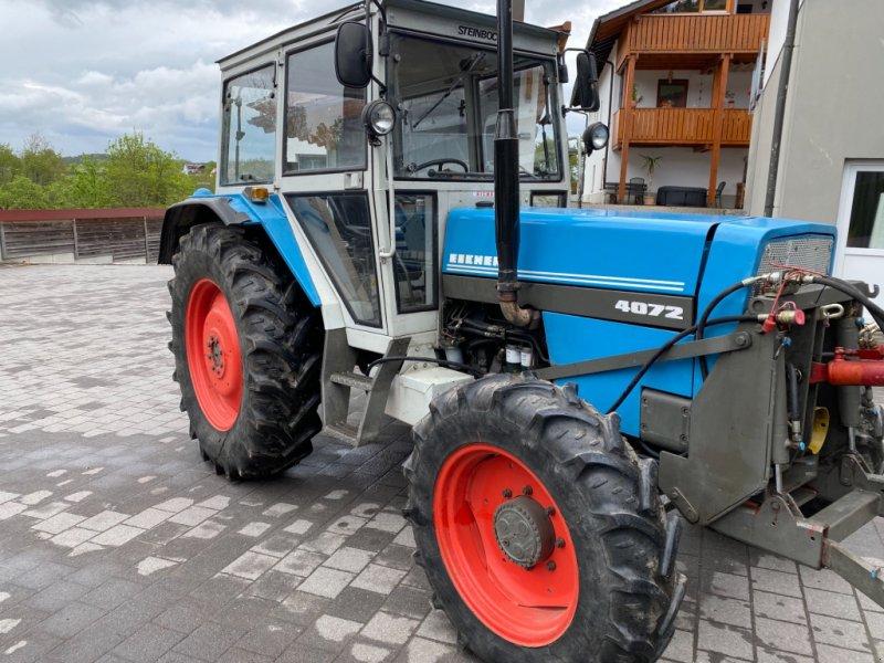 Traktor typu Eicher 4072 A, Gebrauchtmaschine w Brennberg (Zdjęcie 1)