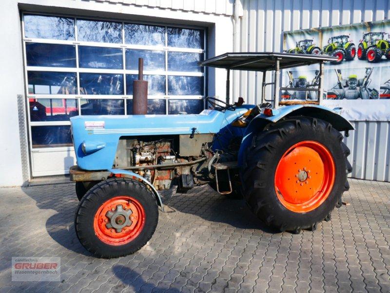 Traktor typu Eicher Büffel 74 3553 - einer von nur 473!, Gebrauchtmaschine w Dorfen (Zdjęcie 1)