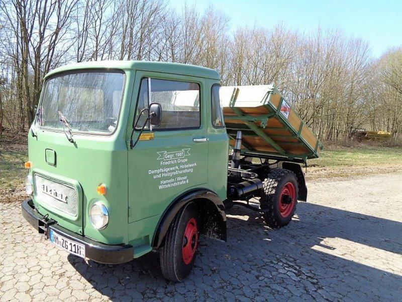 Traktor typu Eicher Farmexpress EZ K 540, Gebrauchtmaschine w Coppenbrügge (Zdjęcie 1)