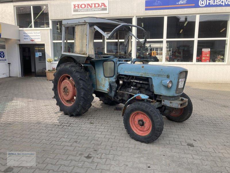 Traktor типа Eicher Mammut, Gebrauchtmaschine в Erlbach (Фотография 1)