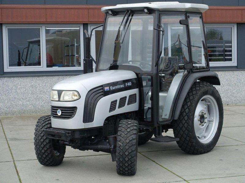Traktor tipa Eurotrac F40 4wd, Gebrauchtmaschine u Swifterband (Slika 1)