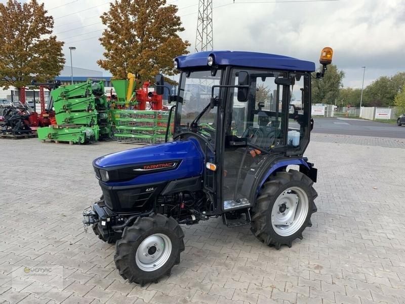 Traktor типа Farmtrac Farmtrac 26 Kabine Traktor Schlepper Allrad Mitsubishi Motor NEU, Neumaschine в Osterweddingen / Magdeburg (Фотография 1)