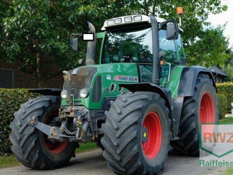 Traktor des Typs Fendt *** 820 Vario TMS Com 3 ***, Gebrauchtmaschine in Rommerskirchen (Bild 1)