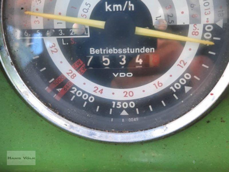 Traktor des Typs Fendt 102 S, Gebrauchtmaschine in Soyen (Bild 6)