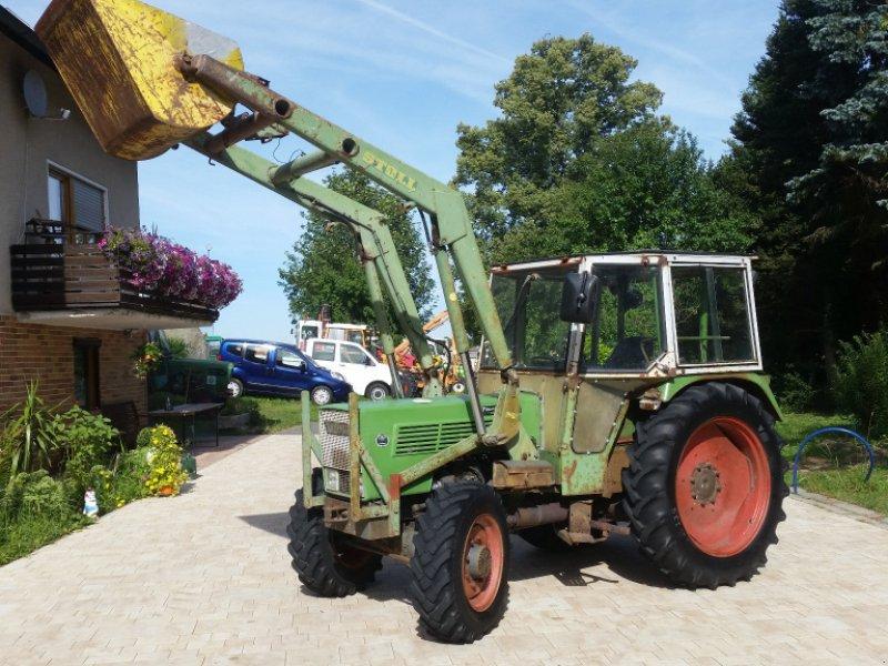 Traktor des Typs Fendt 102 SA, Gebrauchtmaschine in Reuth (Bild 1)