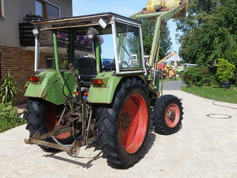 Traktor des Typs Fendt 102 SA, Gebrauchtmaschine in Reuth (Bild 3)