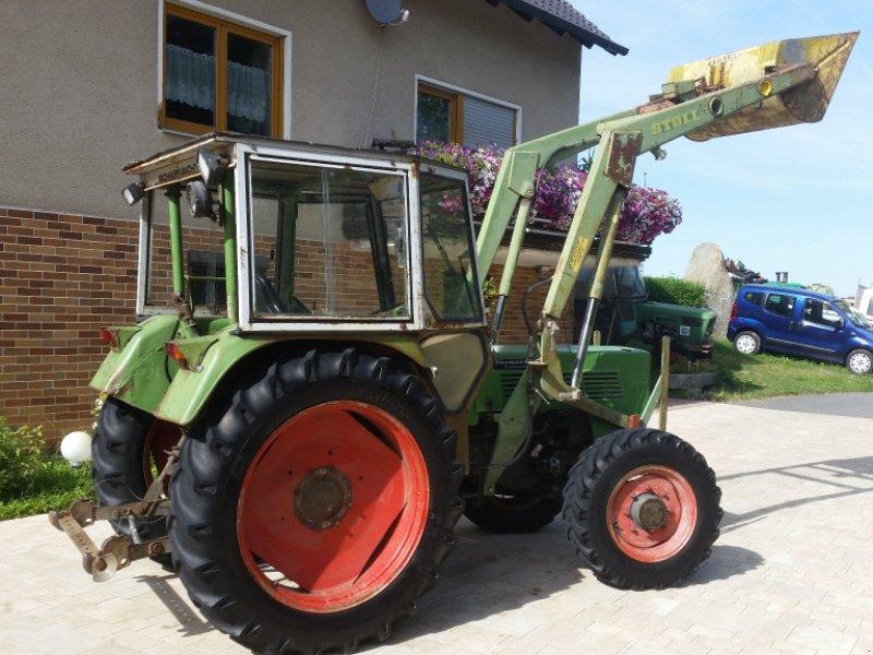Traktor des Typs Fendt 102 SA, Gebrauchtmaschine in Reuth (Bild 5)