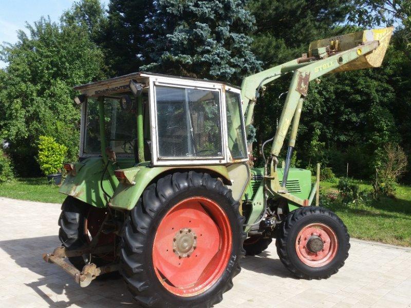 Traktor des Typs Fendt 102 SA, Gebrauchtmaschine in Reuth (Bild 6)