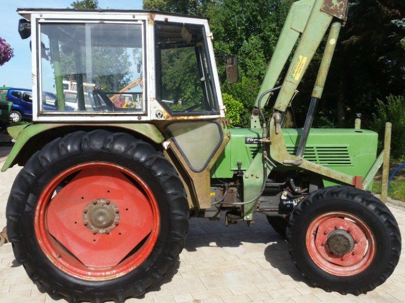 Traktor des Typs Fendt 102 SA, Gebrauchtmaschine in Reuth (Bild 7)