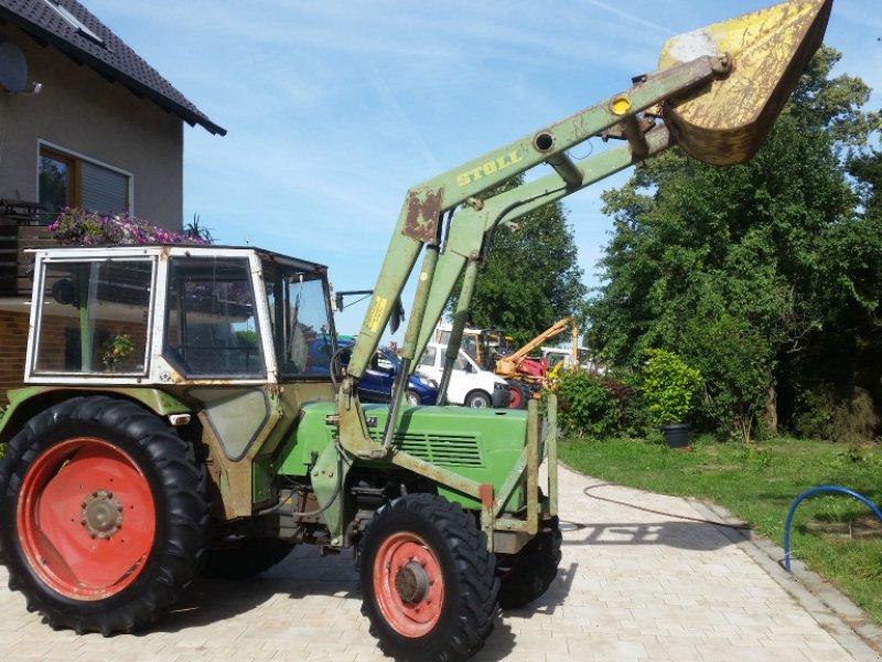 Traktor des Typs Fendt 102 SA, Gebrauchtmaschine in Reuth (Bild 8)