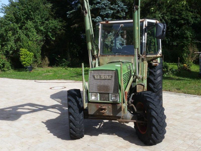 Traktor des Typs Fendt 102 SA, Gebrauchtmaschine in Reuth (Bild 9)