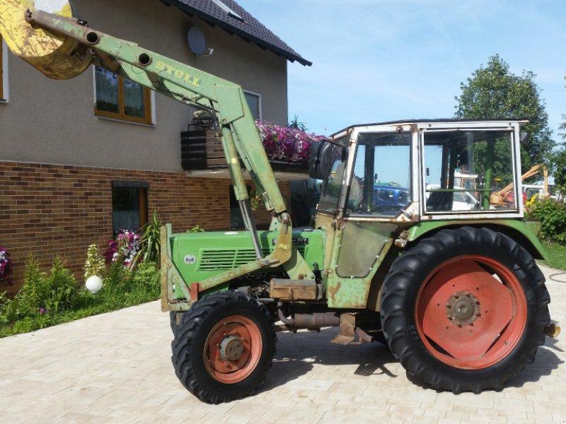 Traktor des Typs Fendt 102 SA, Gebrauchtmaschine in Reuth (Bild 10)