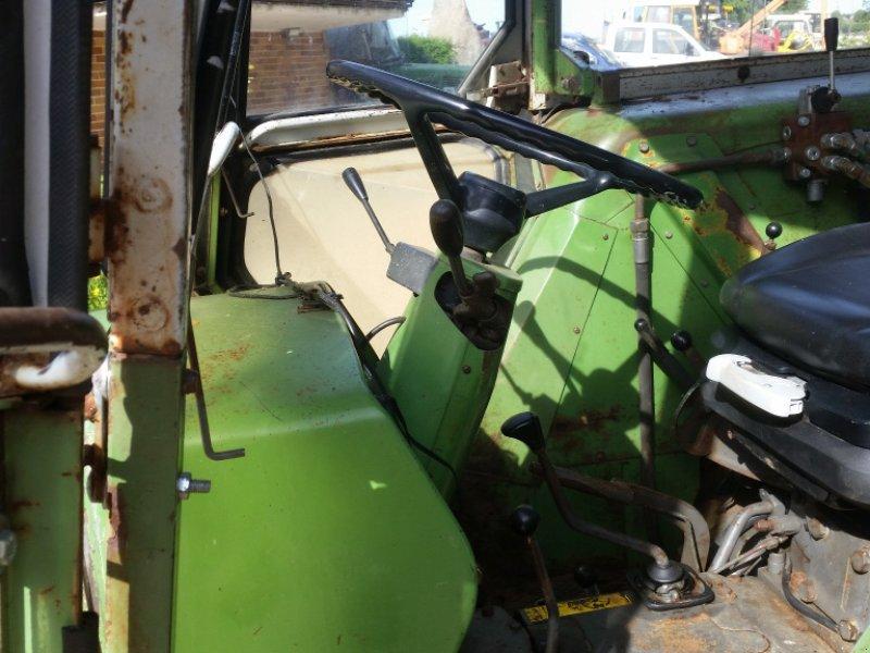 Traktor des Typs Fendt 102 SA, Gebrauchtmaschine in Reuth (Bild 11)