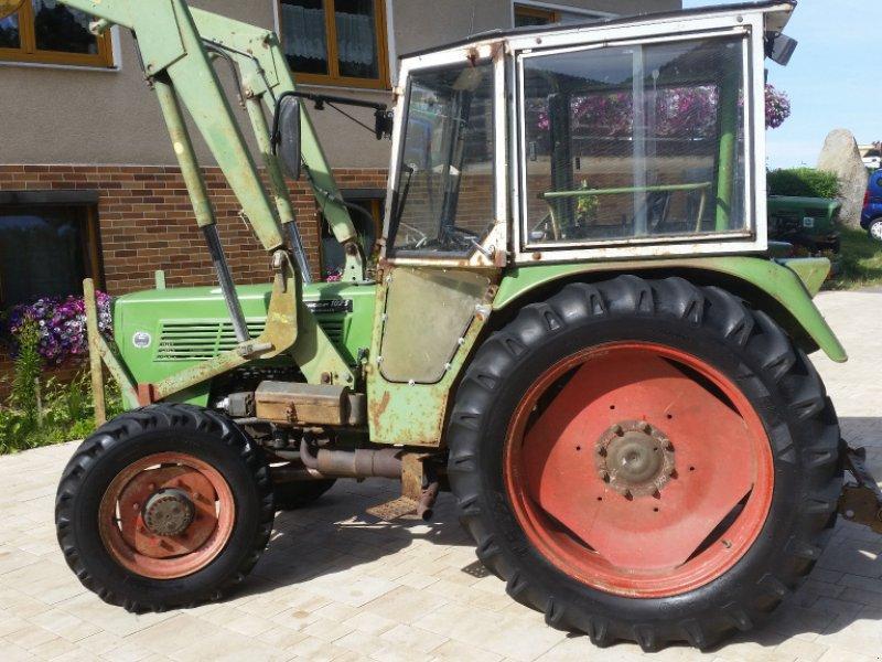 Traktor des Typs Fendt 102 SA, Gebrauchtmaschine in Reuth (Bild 14)