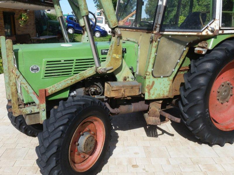 Traktor des Typs Fendt 102 SA, Gebrauchtmaschine in Reuth (Bild 15)