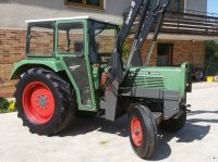 Fendt 103 S Traktor