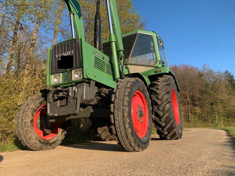 Traktor des Typs Fendt 104 S, Gebrauchtmaschine in Bissingen (Bild 1)