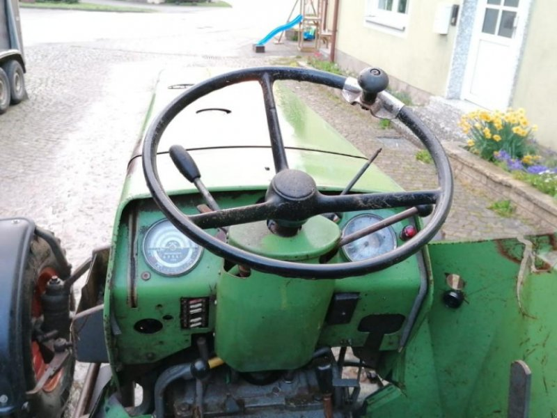Traktor des Typs Fendt 104 Turbomatik, Gebrauchtmaschine in Schopfloch (Bild 5)