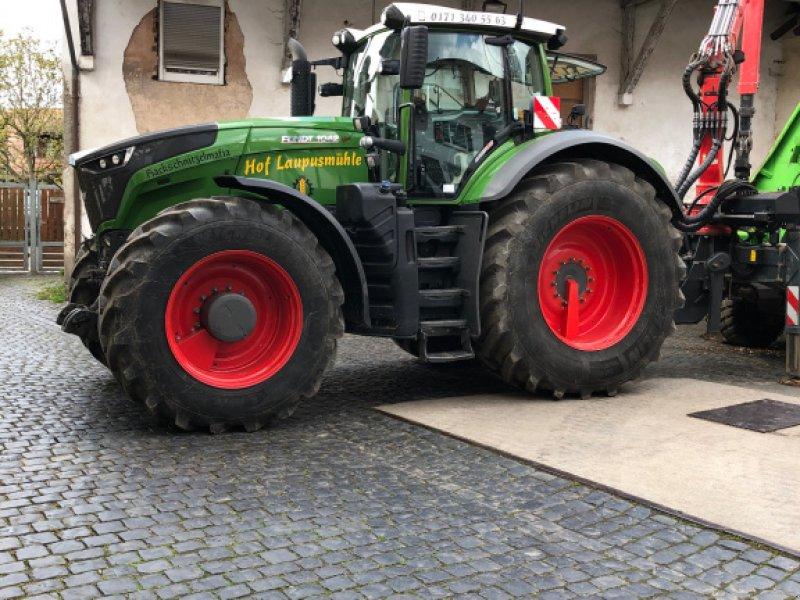 Traktor des Typs Fendt 1042 Vario S4 Profi Plus, Gebrauchtmaschine in Frankfurt/M (Bild 1)