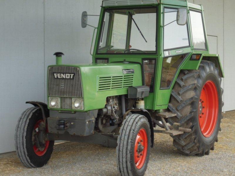 Traktor des Typs Fendt 105 LS, Gebrauchtmaschine in Kammlach (Bild 1)
