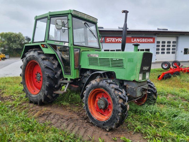 Traktor des Typs Fendt 105 LS, Gebrauchtmaschine in Klempau (Bild 1)