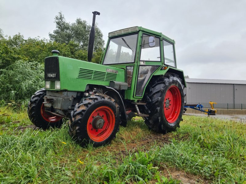 Traktor des Typs Fendt 105 LS, Gebrauchtmaschine in Klempau (Bild 2)