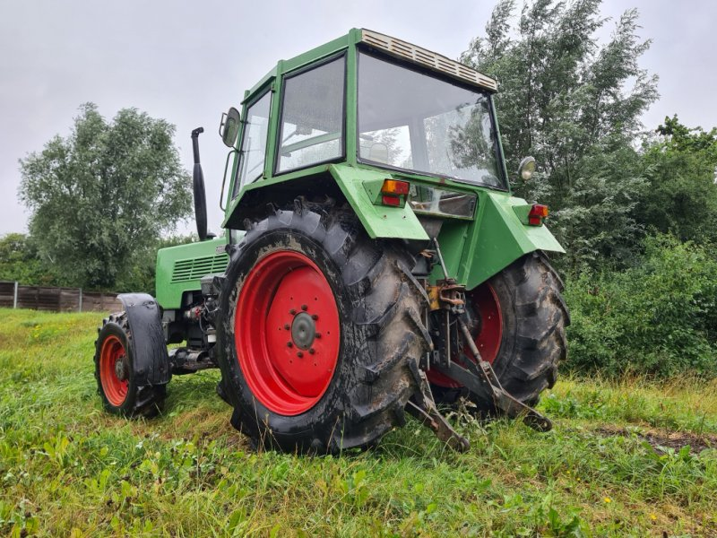 Traktor des Typs Fendt 105 LS, Gebrauchtmaschine in Klempau (Bild 5)