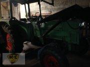 Fendt 105 S mit Frontlader Traktor