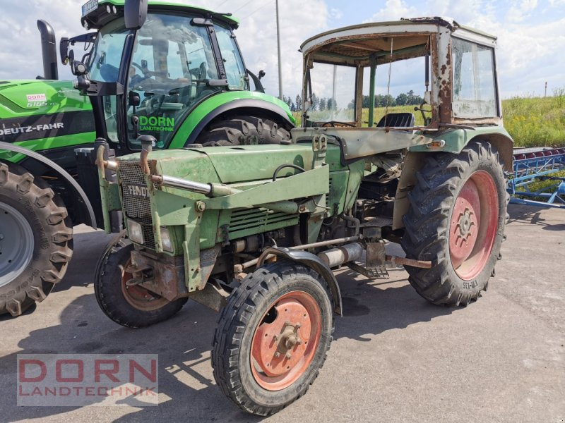 Traktor des Typs Fendt 105 S, Gebrauchtmaschine in Schierling (Bild 1)
