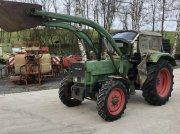 Fendt 106 SA mit Frontlader und Verdeck Traktor