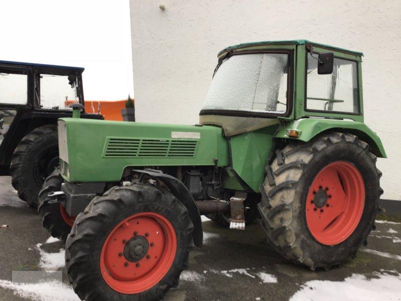 Traktor des Typs Fendt 106S Allrad, Gebrauchtmaschine in Fürsteneck (Bild 1)