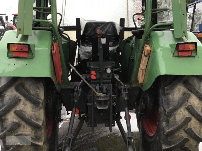 Traktor des Typs Fendt 106S Allrad, Gebrauchtmaschine in Fürsteneck (Bild 4)