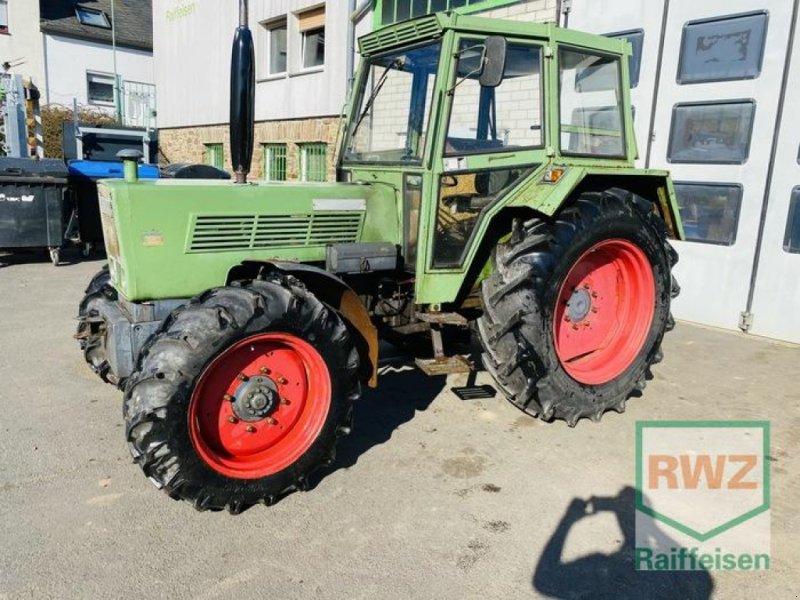 Traktor des Typs Fendt 108 gebr. Schlepper, Gebrauchtmaschine in Hermeskeil (Bild 1)