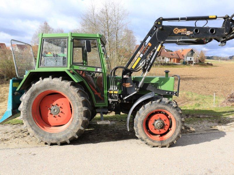 Traktor des Typs Fendt 108 LSA, Gebrauchtmaschine in Schrobenhausen (Bild 1)