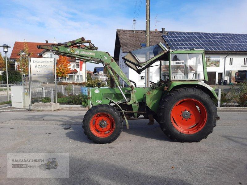 Traktor des Typs Fendt 108 S, Gebrauchtmaschine in Stetten (Bild 1)