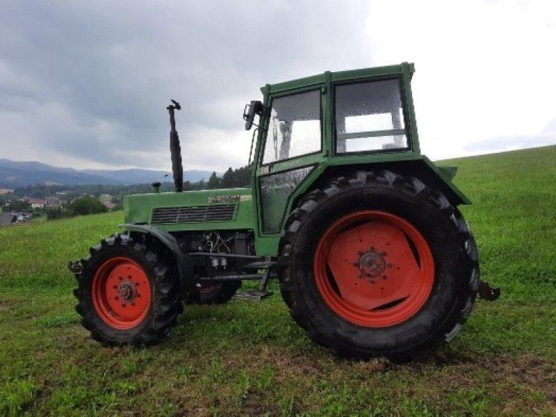 Traktor des Typs Fendt 108 S, Gebrauchtmaschine in Hunderdorf (Bild 1)