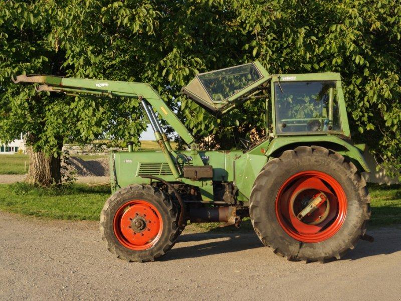 Traktor типа Fendt 108 SA, Gebrauchtmaschine в Ebersbach Musbach (Фотография 1)