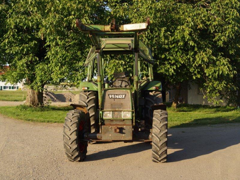 Traktor типа Fendt 108 SA, Gebrauchtmaschine в Ebersbach Musbach (Фотография 2)