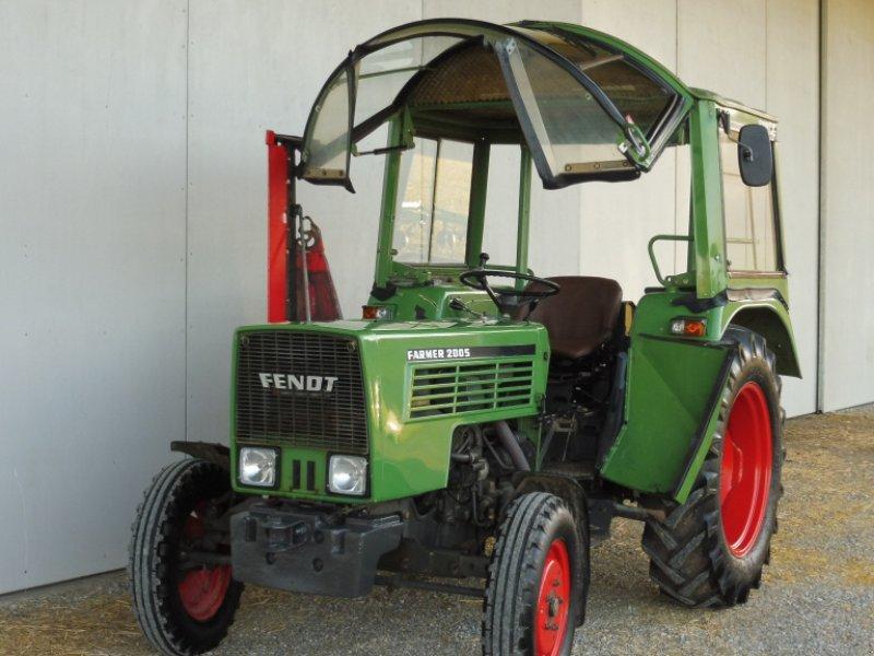 Traktor του τύπου Fendt 200 S, Gebrauchtmaschine σε Kammlach (Φωτογραφία 1)