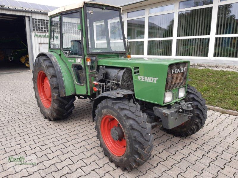 Traktor des Typs Fendt 205 P, Gebrauchtmaschine in Wolnzach (Bild 1)