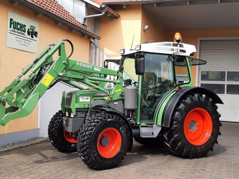 Traktor tipa Fendt 206 SA mit Fendt Industriefrontlader, Gebrauchtmaschine u Laaber (Slika 1)