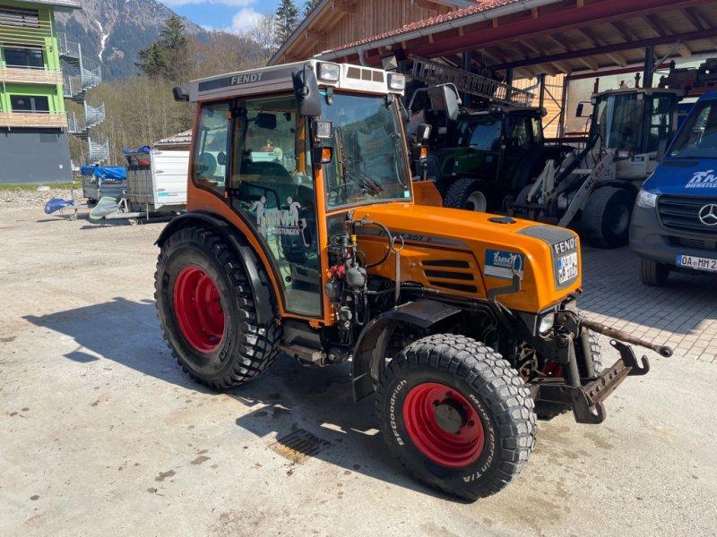 Traktor des Typs Fendt 207 F, Gebrauchtmaschine in Oberstdorf (Bild 1)
