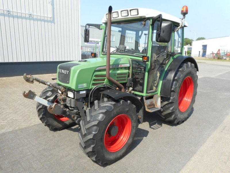 Traktor типа Fendt 207 sa, Gebrauchtmaschine в Oirschot (Фотография 1)