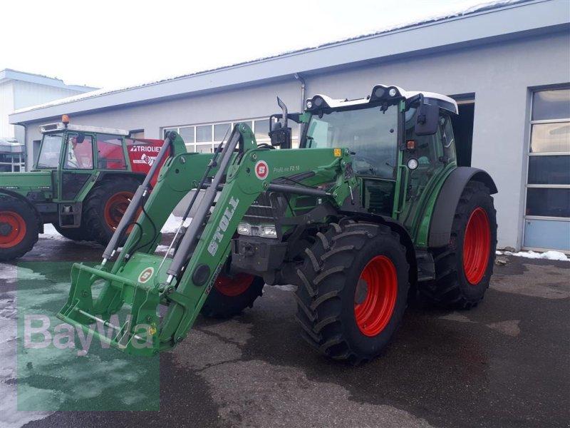 Traktor des Typs Fendt 207 Vario TMS, Gebrauchtmaschine in Kisslegg (Bild 1)