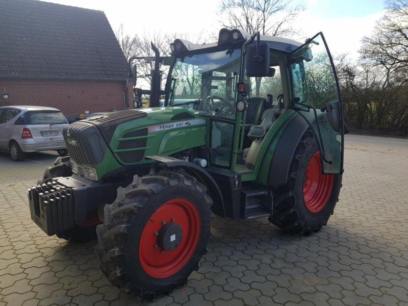 Traktor tip Fendt 207 Vario TMS, Gebrauchtmaschine in Honigsee (Poză 1)
