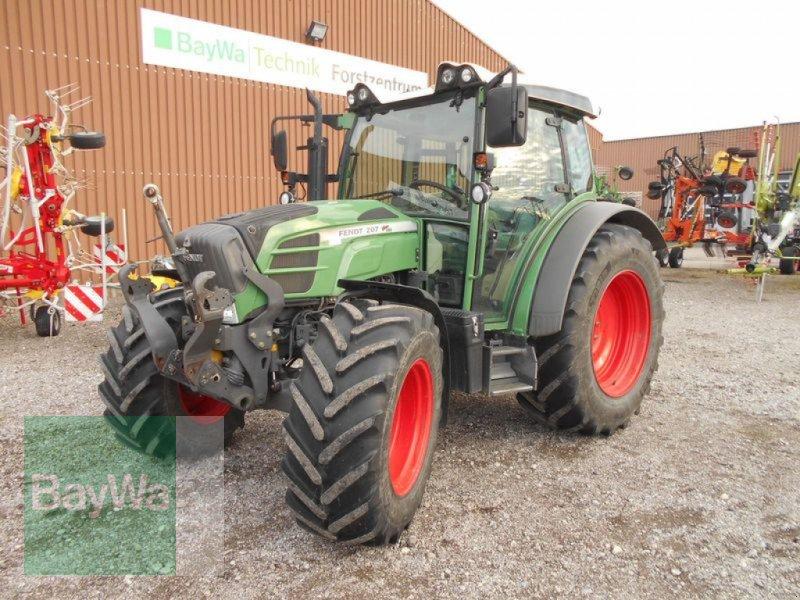 Traktor des Typs Fendt 207 VARIO TMS, Gebrauchtmaschine in Mindelheim (Bild 1)