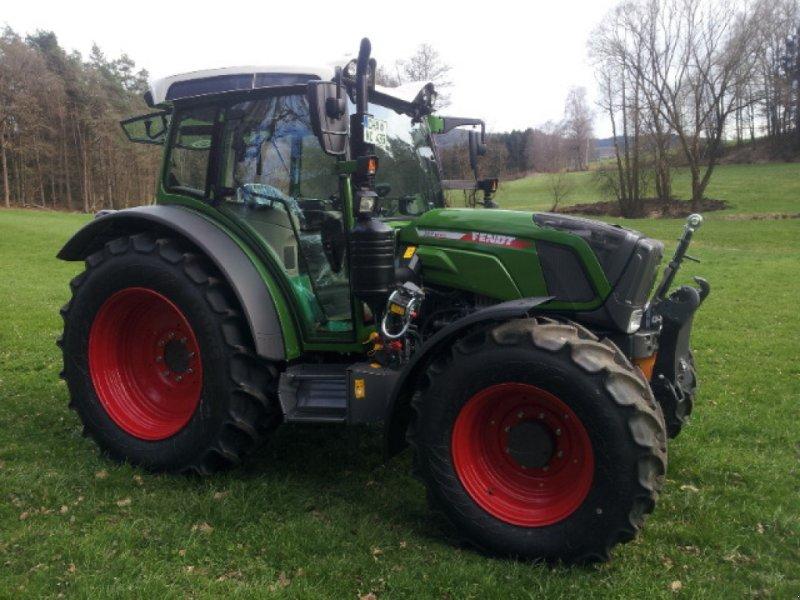 Traktor a típus Fendt 207 Vario TMS, Gebrauchtmaschine ekkor: Rimbach (Kép 1)