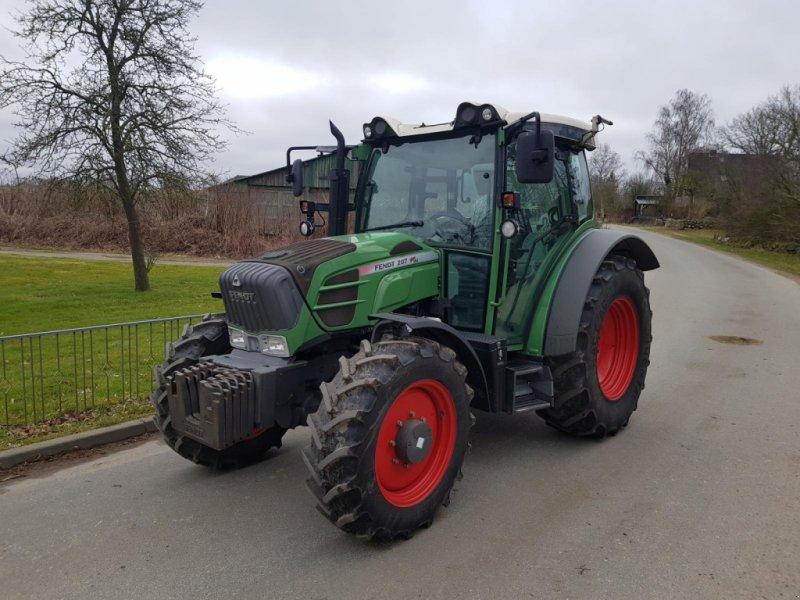 Traktor типа Fendt 207, Gebrauchtmaschine в Honigsee (Фотография 1)