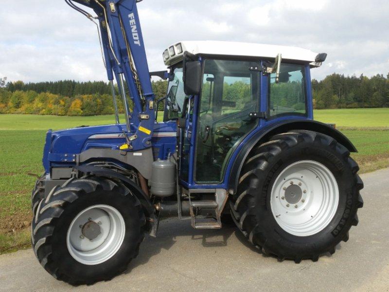 Traktor des Typs Fendt 208 S, Gebrauchtmaschine in Reuth (Bild 4)