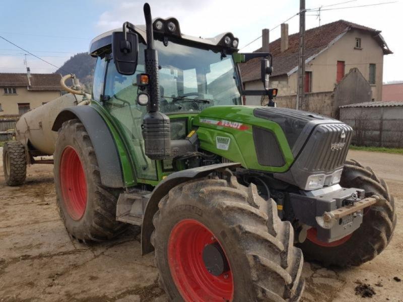 Traktor des Typs Fendt 208 VARIO, Gebrauchtmaschine in Levier (Bild 1)